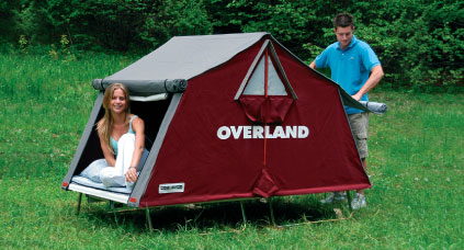 Accessori Overland  sc 1 th 165 : off ground tents - memphite.com